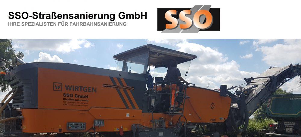 SSO-Straßensanierung GmbH